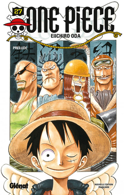 Tome 27 Couverture VF Infobox