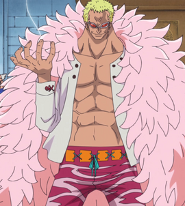 Don Quichotte Doflamingo Anime Post Ellipse Infobox