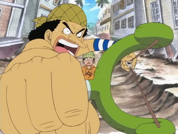 Usopp's Arsenal/Ginga Pachinko