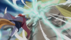 Inuarashi ataca a Jack
