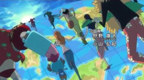 "One Piece Opening 19 ""We Can!"" v2 RAW"
