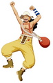Usopp Unlimited World Red