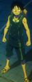Luffy Film Gold