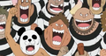 Panda man in a group of Impel Down escapees.png