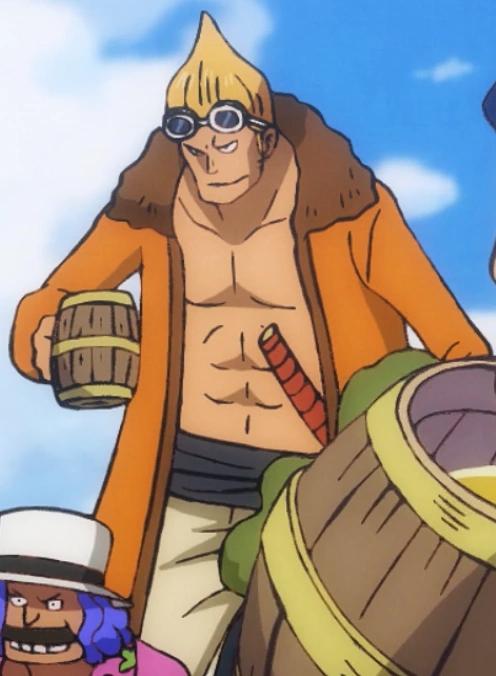 Taro Anime Infobox