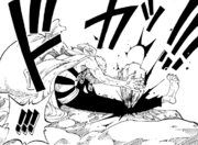 Zeff Breaks His Leg Off