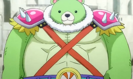 Bearman Anime Infobox