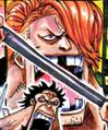 Boo en couleur dans le manga
