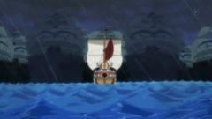Espejismo de Barcos