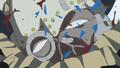 Gladius derrotado