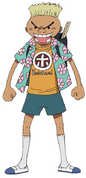 Hoichael Anime Concept Art