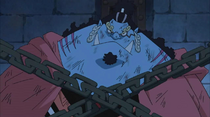 Jinbe di Impel Down