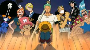 La dura decisión de Luffy