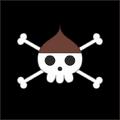 Piratas Tontatta bandera