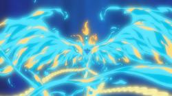 Tori Tori no Mi, modèle Phoenix Forme Animale Anime Infobox