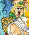 Bakkin Colorée dans le manga