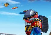 General Shield Boomerang