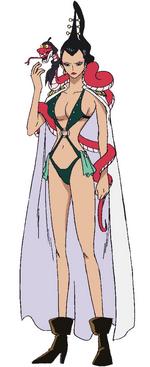 Kikyo Anime Concept Art