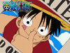 Luffy eyecatcher poster
