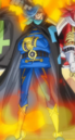 Raid suit de Niji