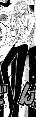 Sanji Manga Post Timeskip Infobox