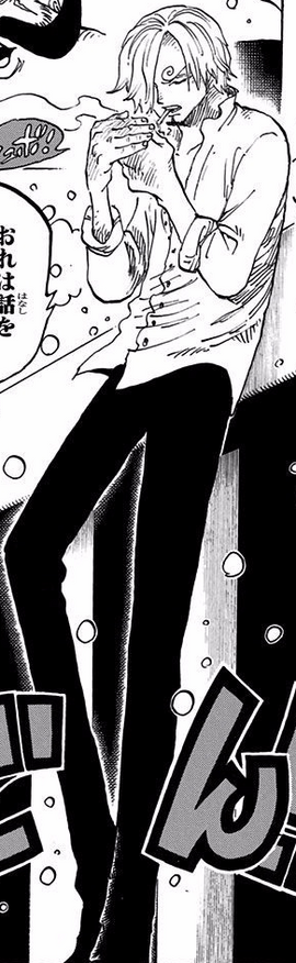 Sanji Manga Post Timeskip Infobox