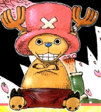 Tony Tony Chopper Manga Debut Infobox