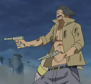 Whitebeard Pirate's Pistols