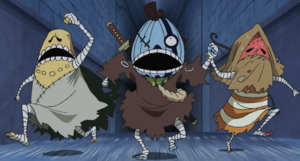 Gyoro, Nin, et Bao Anime Infobox