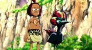 Karasuke et Mobambi