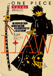 One Piece novel Law Vol. 1