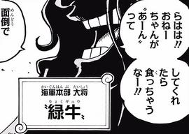 Ryokugyu Manga Infobox
