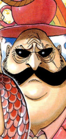 Tamago Manga Color Scheme