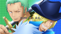 Wake Up! Zoro et Sanji Fin