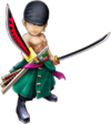 Zoro Fighter Thousand Storm
