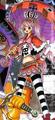 Coloreado digital del manga de Perona