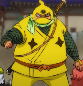 Hanzo Anime Infobox