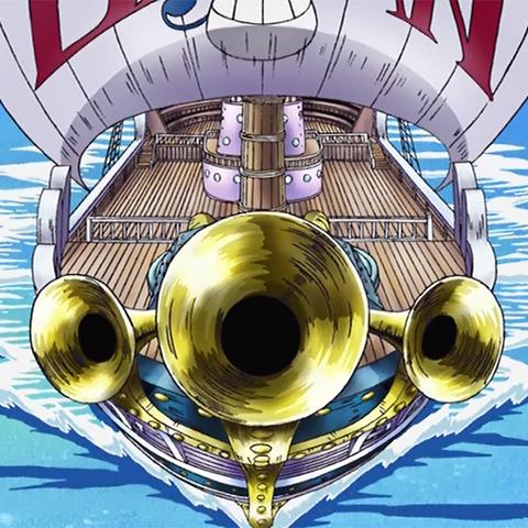 La nave della ciurma