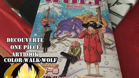 One Piece Color Walk 8 - Wolf Обзор