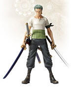 One Piece DX Figures The Grandline Men Vol. 9 Zoro