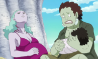 Pregnant Fish-Woman