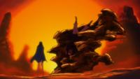 Shuzo sconfitto da Ain