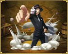 TC633 Rob Lucci Six Powers Cipher Pol No. 9