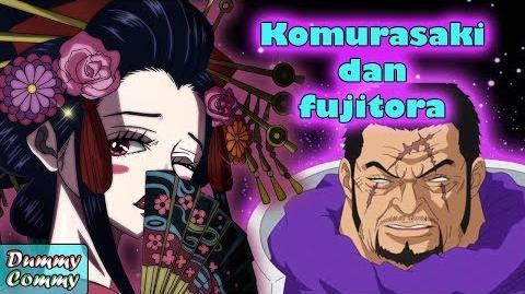 TIDAK TERDUGA !! KOMURASAKI adalah ANAK FUJITORA!! DAN O-TOKO ADALAH HIYORI?!