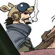 Terry Gilteo Digitally Colored Manga