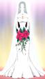 Boa Hancock's Wedding Dress