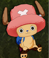 Chopper Unlimited World Red Pre-TimeSkip
