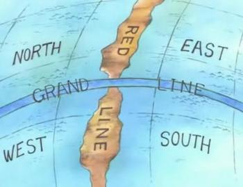 Четыре синих моря