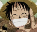 Luffy cara wanted
