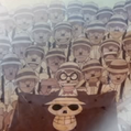 Mustache Pirates Portrait
